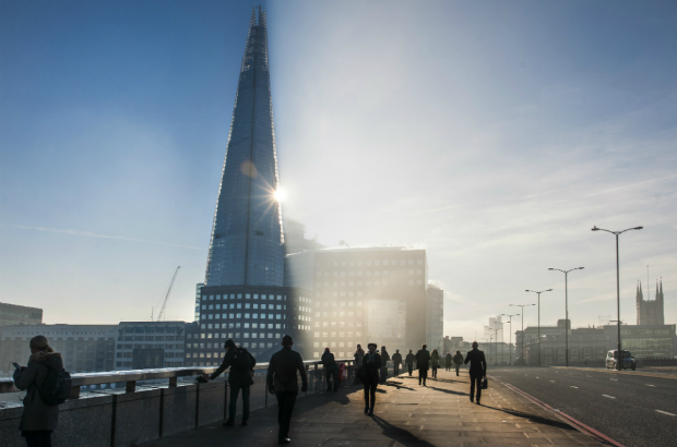 View of the Shard from London Bridge (Credit: keith ellwood/CC-BY-2.0)