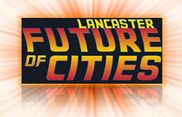 Lancaster Future of Cities logo