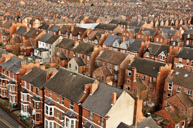 View of roof-tops in Nottingham (credit: Natesh Ramasamy/CC BY 2.0)
